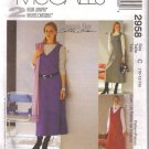 Misses 2 hour Jumper McCalls 2958 Womans Day Collection FREE SHIPPING