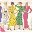 Pullover Dress 12 14 16 EASY vintage sewing patternButterick 4102 FREE SHIPPING