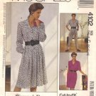 McCalls 4102 Sewing pattern DRESS Jumpsuit 10 12 14 New FREE SHIPPING