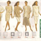 Wardrobe Sewing pattern 6 - 14 Butterick 6966 UNCUT Free Shipping