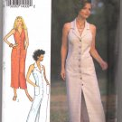 Sleeveless Summer DRESS Sewing Pattern Style 2273 Uncut