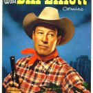 * WILD BILL ELLIOTT #13 Dell Comics 1954 -- Classic Western -- Photo Cover