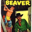 LITTLE BEAVER Dell Comics 1954 Four Color #612 Western