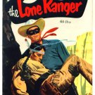The LONE RANGER #75 Dell Comics 1954