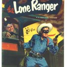 The LONE RANGER #70 Dell Comics 1954