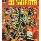 MICROBOTS #1 Gold Key Comics 1971 One-Shot Robot Cover