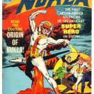 NUKLA #1 Dell Comics 1965 Superhero Atom Bomb Cover