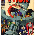 THOR #156 Marvel Comics 1968  Loki