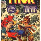 THOR #137 Marvel Comics 1967 Jack Kirby