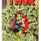 THOR #154 Marvel Comics 1968 Loki