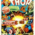 THE MIGHTY THOR ANNUAL #7 Marvel Comics 1978