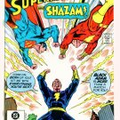 SHAZAM & SUPERMAN DC COMICS PRESENTS #49 1982