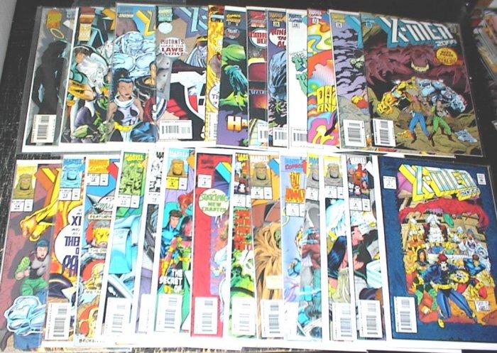 X-MEN 2099 Lot of 26 Marvel Comics #1 - #30