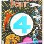 FANTASTIC FOUR LOT of 87 Marvel Comics #251 - #394
