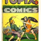 TOPIX COMICS VOLUME 5 ISSUE #8 1947