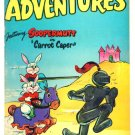 ANIMAL ADVENTURES #2 Timor / Accepted Comics 1954