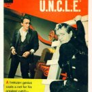 The MAN FROM UNCLE #22 Gold Key Comics 1969 Last Issue