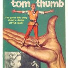 TOM THUMB Dell Comics 1958 Photo Cover GEORGE PAL