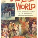 The LOST WORLD Dell Movie Comics 1960 Photo Cover