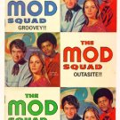 The MOD SQUAD #3 Dell Comics 1969 Photo Cover