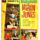 MISADVENTURES of MERLIN JONES #1 Gold Key Comics 1964 Walt Disney