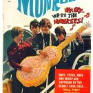 The MONKEES #2 Dell Comics 1967 Photo Cover