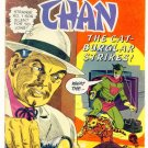 CHARLIE CHAN #2 Dell Comics 1966