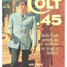 COLT 45 #6 Dell Comics 1960 Wayde Preston TV Western