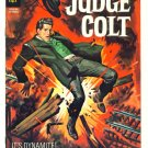 JUDGE COLT #4 Gold Key Comics 1970 Western FINE