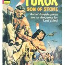 TUROK Son of Stone #93 Gold Key Comics 1974