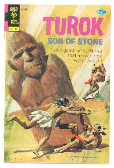 TUROK Son of Stone #92 Gold Key Comics 1974