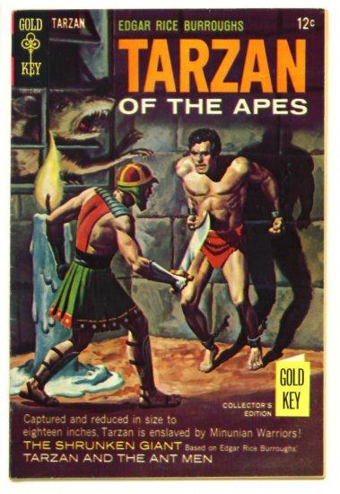 TARZAN #175 Gold Key Comics 1968