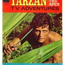 TARZAN #171 Gold Key Comics 1967 Ron Ely Photo Cover