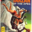 TARZAN #166 Gold Key Comics 1967 LEOPARD GIRL