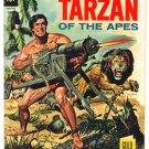 TARZAN #163 Gold Key Comics 1967 LEOPARD GIRL