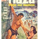 NAZA Stone Age Warrior #4 Dell Comics 1964