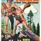 NAZA Stone Age Warrior #6 Dell Comics 1965