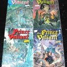 Hal Fosters PRINCE VALIANT #1 - #4 Full Run Marvel Comics