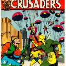 The MIGHTY CRUSADERS #5 Radio Mighty Comics Group 1966