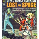 SPACE FAMILY ROBINSON #18 Gold Key Comics 1966 Lost in Space