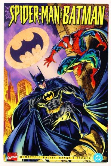 SPIDER-MAN BATMAN #1 Marvel / DC Comics 1995 Joker Carnage