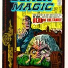 BLACK MAGIC #1 DC Comics 1972 Jack Kirby Horror