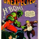 TALES of the UNEXPECTED #103 DC Comics 1967