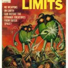 The OUTER LIMITS #17 Dell Comics 1968