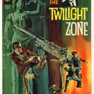 TWILIGHT ZONE #19 Gold Key Comics 1966 Rod Serling