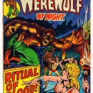 WEREWOLF By Night #7 Marvel Comics 1973 Mike Ploog