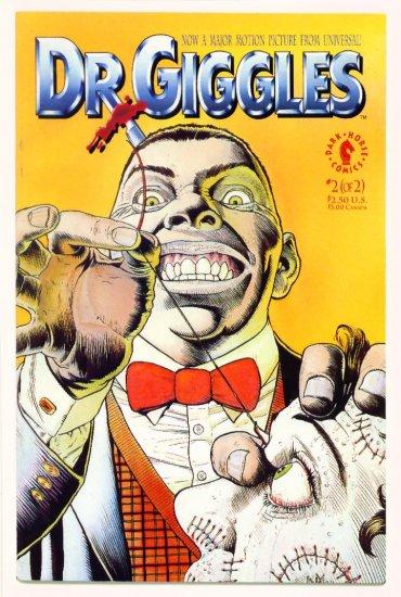 DOCTOR GIGGLES #2 Dark Horse Comics 1992
