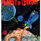 BASIL WOLVERTON's PLANET OF TERROR #1 Dark Horse Comics 1987
