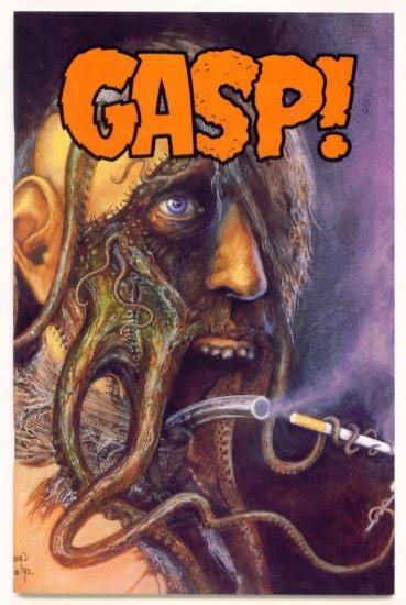 GASP ! #0 Gasp Comics 1992 Poison Elves