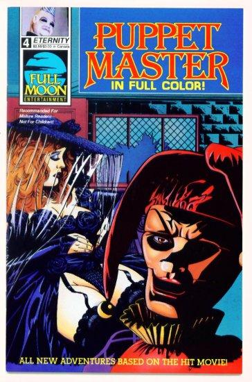PUPPET MASTER #4 Eternity Comics 1991